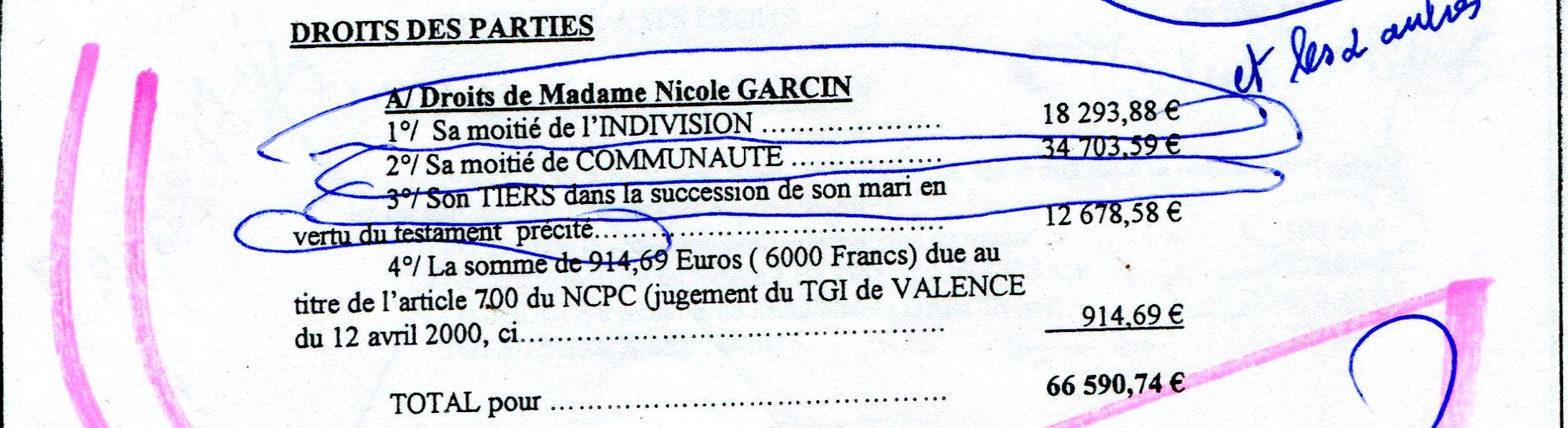 Page 40 du partage curieux de 78 pages