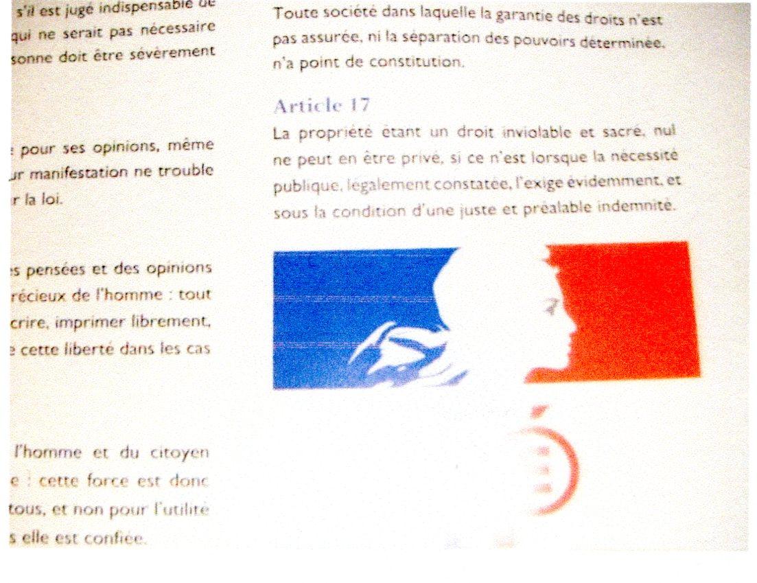 Article 17 de la Constitution Française